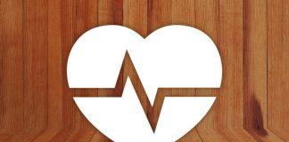 sauna srce