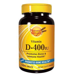 NW D-400 IJ, 100 tableta