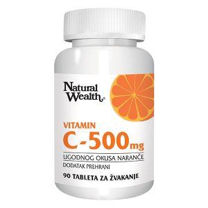 Natural Wealth C-500 za žvakanje