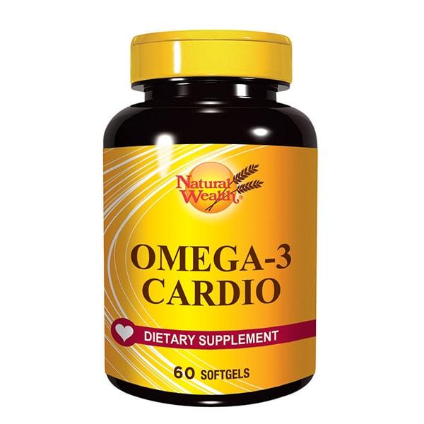 NW OMEGA -3 KARDIO, 60 kapsula