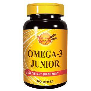 NW OMEGA-3 JUNIOR, 60 kapsula