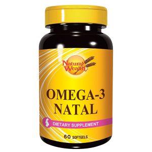 NW OMEGA-3 NATAL, 60 kapsula
