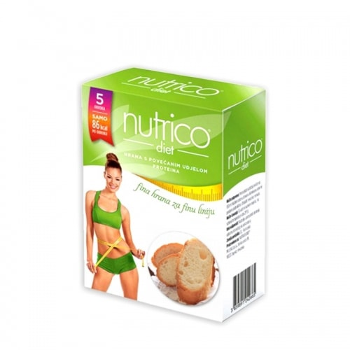 NUTRICO DIET HLEB