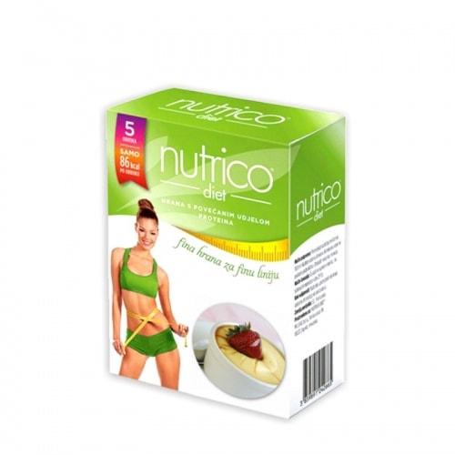 NUTRICO DIET KREMASTI DESERT SA UKUSOM VANILE
