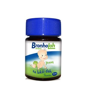 Bronholah junior mast, 75 ml